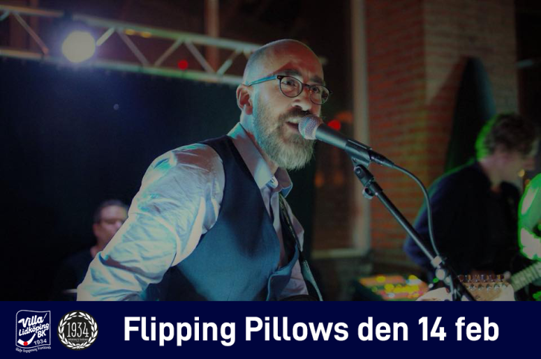 Flipping Pillows